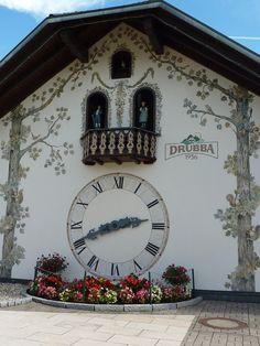Titisee (Baden-Württemberg) - Clock / Uhr / Horloge