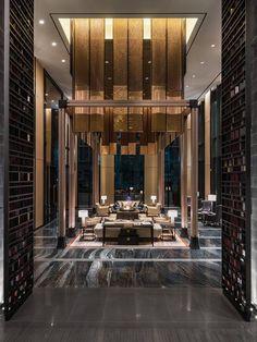Four Seasons Hotel Seoul. Luxury and elegant style.