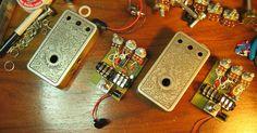 Super-Freq Guitar Pedals