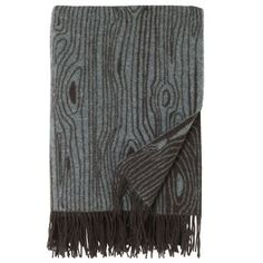 Wooly Wood Large throw