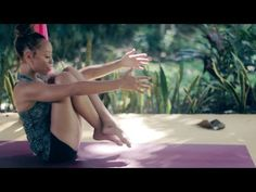 Strength for Yoga - Lower Abdominal Strength with Laruga Glaser - YouTube