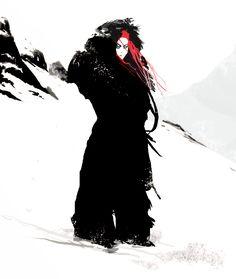 Ygritte by *Art-Calavera on deviantART #GameOfThrones #Art