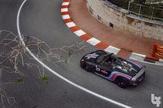 918 Spyder in Martini livery