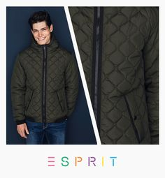 #esprit #menswear #jacket