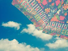 Laying under my beach umbrella at the OBX....wish I could bring a little home with me :)
