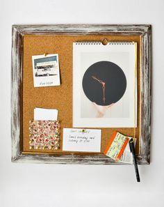 Créez votre Panneau d'affichage en liège pour une année organisée !