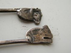 Antique Sterling Silver Spoons     So You Want To Be A Picker? Online Course -CLICK ON THE PICTURE ABOVE ^^^