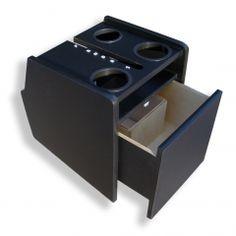 Automatic Console in Black