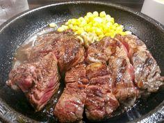 ワイルドステーキ#いきなりステーキ