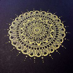 Gold Mandala | Flickr - Photo Sharing!