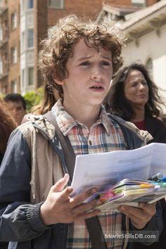 "Art Parkinson as Ollie in ""San Andreas"""