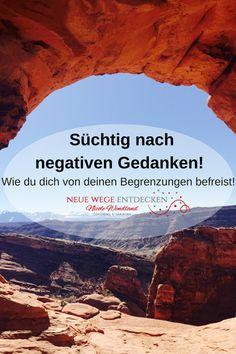Süchtig nach negativen Gedanken