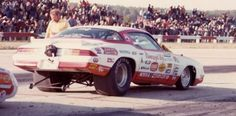 Aw man, there is nothing like looking at vintage race car photos. Lightning Aircraft, Nhra Drag Racing, Chevy Muscle Cars, Vintage Race Car, Drag Cars, Car And Driver, Chevrolet Camaro, Hot Cars, Car Pictures
