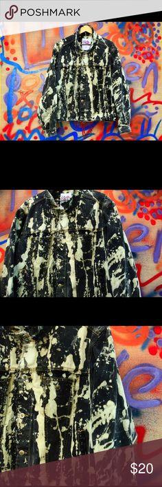 Vintage LifeGiven denim jacket Vintage LifeGiven denim jacket LifeGiven Jackets & Coats Bomber & Varsity