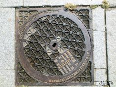 Barcelona Manhole Cover November 2013