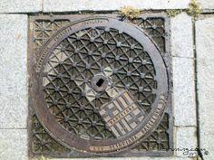 Barcelona Manhole Cover November 2013