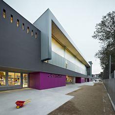 Imagen 6 de 19 de la galería de Escuela Ceip El Solell / Sierra Rozas Arquitectes. Fotografía de Jordi Surroca
