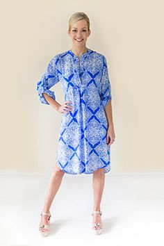 Silk Shirt Dress, Dresses For Work, Spring Summer, Collections, Shirts, Products, Fashion, Moda, Fashion Styles