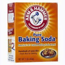 Aan de slag: Baking Soda - Miss Fabuleus