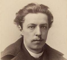 Conrad Ansorge (15/10/1862 - 13/02/1930)