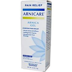 Arnica Gel, I keep this stocked at home, at all times! great for reducing bruises, repairing damaged muscle tissue, sore muscles. Breast Implant Illness, Muscle Pain, Muscle Soreness, Homeopathic Medicine, Muscle Tissue, Medical Help, Sore Muscles, Natural Medicine, Pain Relief