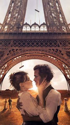Romain Duris & Emma Mackey In Eiffel 2021 4K Ultra HD Mobile Wallpaper. Movie Wallpapers, Louvre, Building, Artwork, Travel, Romain Duris, Work Of Art, Viajes, Auguste Rodin Artwork
