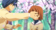 Clannad After Story Nagisa and Tomoya