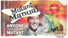Usable in any modern or science fiction setting, Mutant Manual gives rules for…