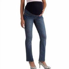da2f0b98395fb Maternity Jeans, Bell Bottom Jeans, Jeans Size, Walmart, Spandex, Buttons,  Pocket, Pants, Fashion