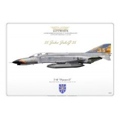 Luftwaffe, Air Force, F4 Phantom, Military Aircraft, Fighter Jets, Aviation, German, Profile, Armed Forces