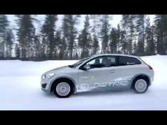 New Volvo C30 Electric Climate System