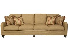 Shop for Vanguard Barlow Sofa, V434-S, and other Living Room Sofas at Goods discount furniture stores in North Carolina. Fabric Only.