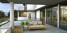 Avkan Family House/ Kyrenia, Architect : Onur Olguner Civil Engineer : Temuçin Yardımcı, Olguner Design Studio