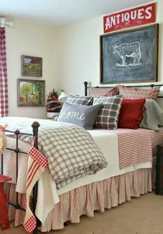 Like the bedding for guest room