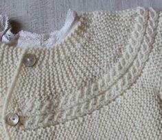 Baby Jacket | Craftsy