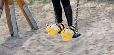 Tierhausschuhe Biene Happy