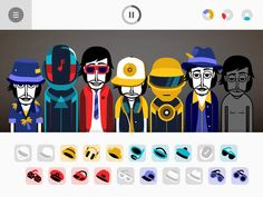 Incredibox app available for iPad (Android coming soon too!)