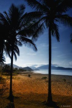 Praia da Cocanha, Caraguatatuba