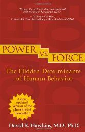 My #1 recommendation to read if you want to understand how people and society work > Power vs. Force: The Hidden Determinants of Human Behavior
