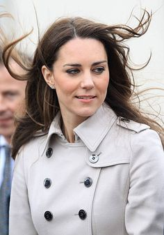Kate Middleton smiles as she visits Greenmount Agricultural College on March 8 2011 in Belfast Northern Ireland The Royal Couple are visiting...