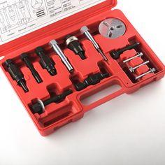 A/C Compressor Clutch Hub Puller & Installer Service Kit  #Unbranded