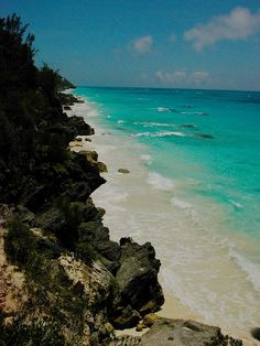 Bermuda. Where my moms side of the family is from. Beautiful.