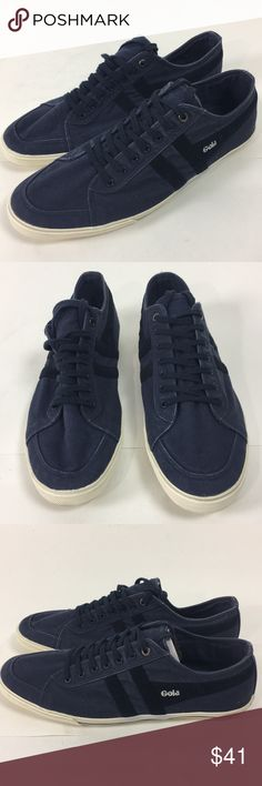 """Gola - """"Quota Drill"""" Sneaker NWT Gola - """"Quota Drill"""" Sneaker  •Canvas Upper •Manmade Sole Gola Shoes Sneakers"""