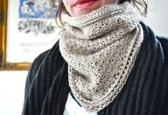 crochet bandana cowl by elsie marley (link to ravelry pattern)