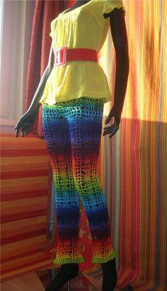 60+ Crochet Rainbows |