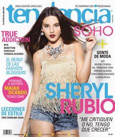 Tendencia SOHO. Septiembre 2013. Sheryl Rubio
