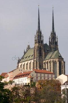 Katedrála svatého Petra a Paul, Brno