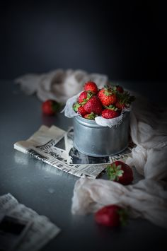 Strawberries | Campi di Fragole per Sempre - Ilaria Guidi