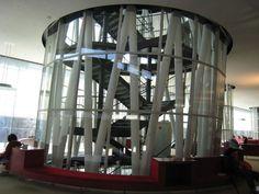 [A3N] : Sendai Mediatheque – Sendai, Japan / Toyo Ito architects