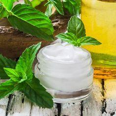Kühlende Creme selber machen - Rezept und Anleitung